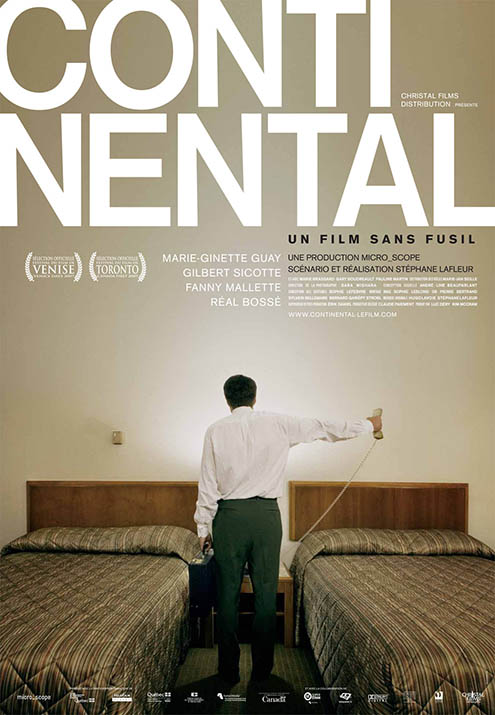 CONTINENTAL, A FILM WITHOUT GUNS